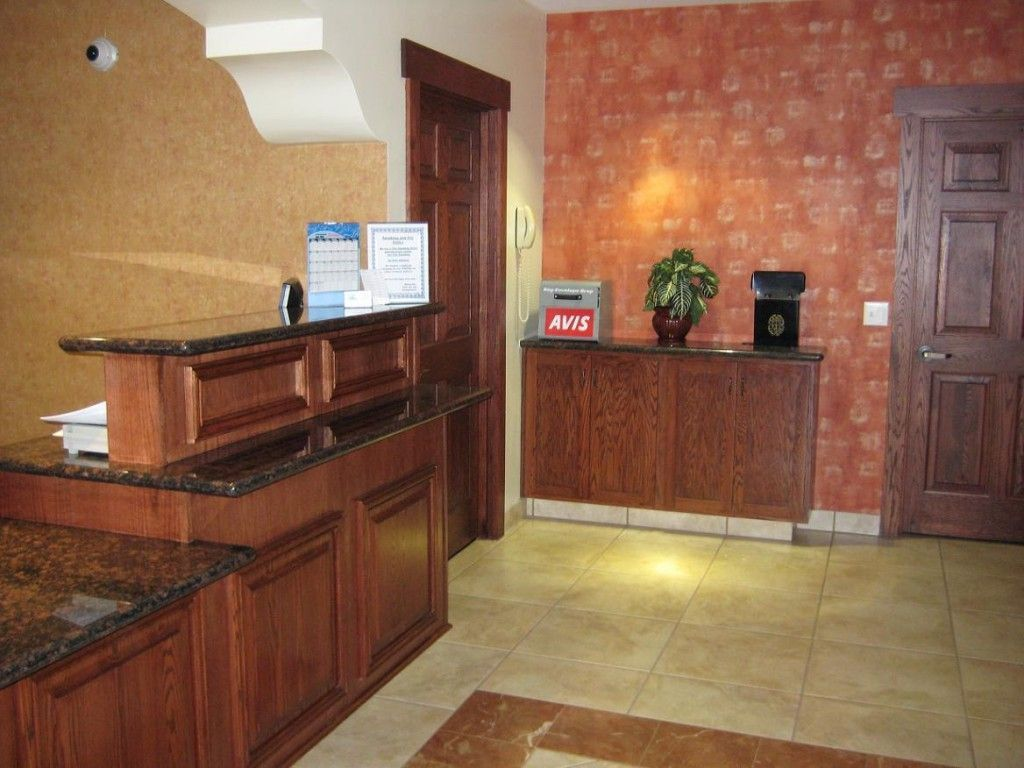 Commercial Cabinet and Millwork Pictures