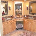 bathroom cabinets