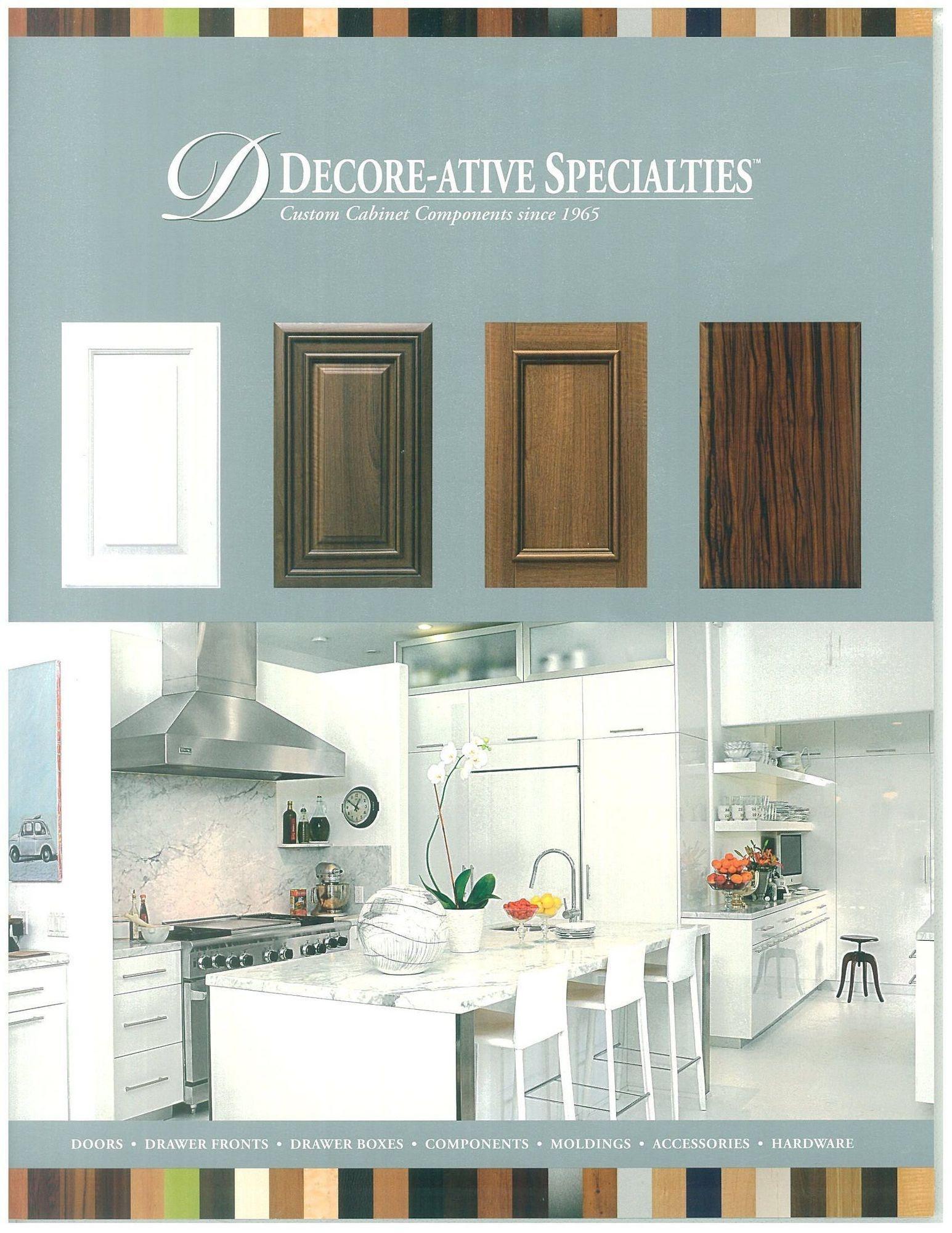 Decore Foil Doors Cover Page