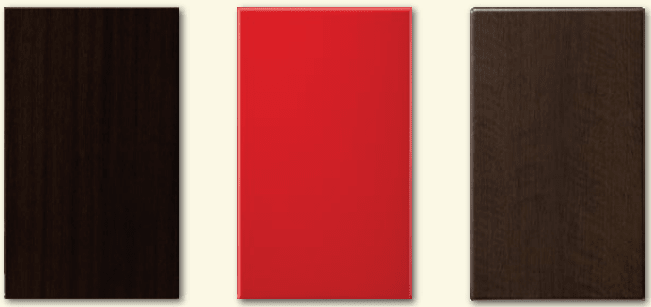 Contempoary 1 Piece Cabinet Doors