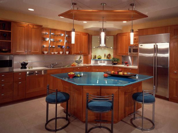 I & E Cabinets, Inc. | Kitchen Islands - Get Ideas for a Great