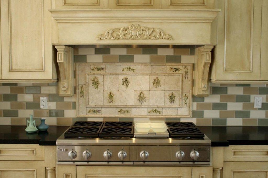 stove backsplash ideas ie cabinets - Kitchen Stove Backsplash Ideas