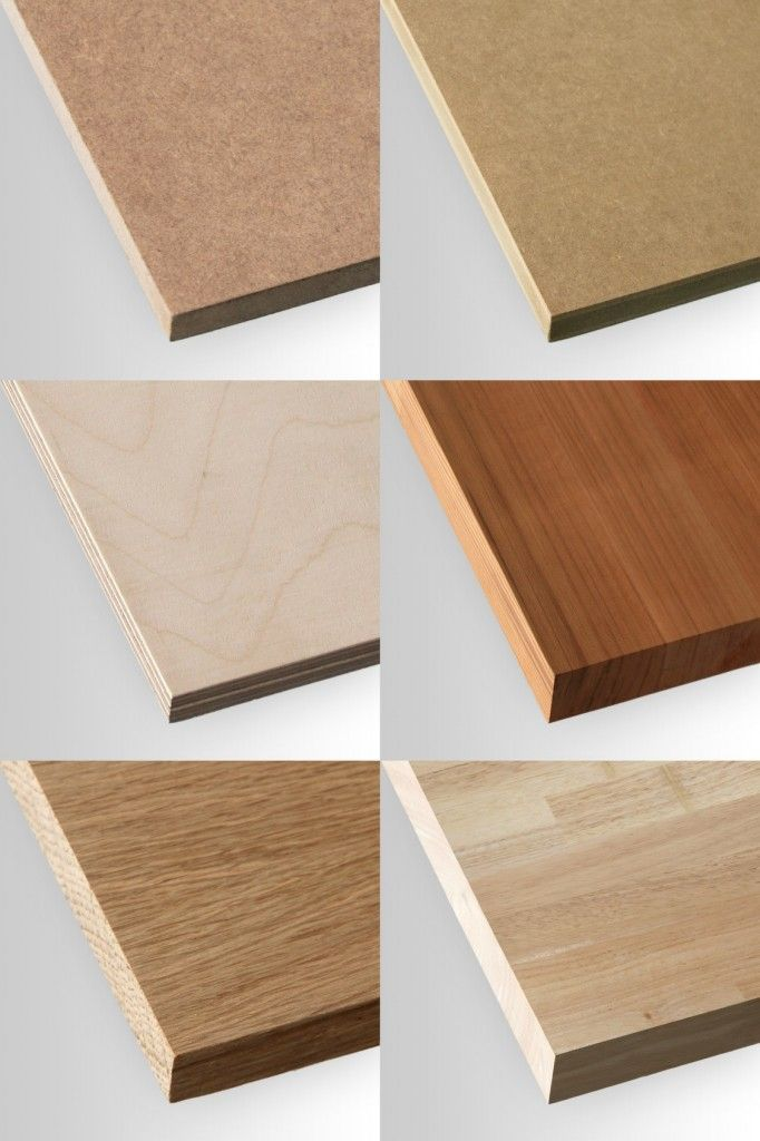 Types Of Wood Solid And Engineered 6 Examples