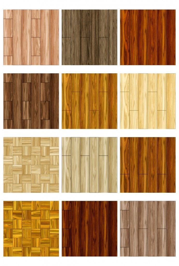 Wood stain examples and wood finishes