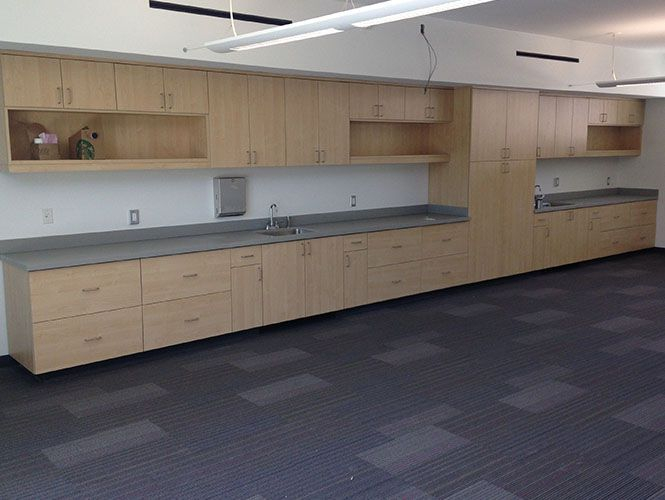 3 Commercial Cabinets Hospital Cabinets
