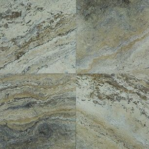 travertine is green