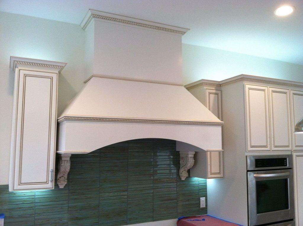wood oven vent hood